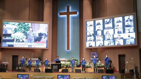 세상과 교회 회복 위한 성도들의 기도 열기 '후끈'